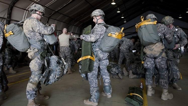 البنتاغون يعلن إرسال نحو 100 جندي لتدريب مسلحي المعارضة السورية