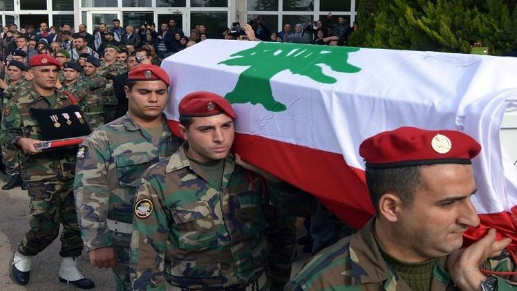 حصيلة قتلى الجيش اللبناني في رأس بعلبك ترتفع إلى ثمانية