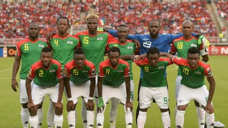 بوركينا فاسو تواجه خطر الخروج المبكر من كأس إفريقيا