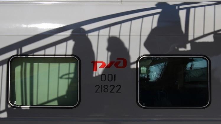 السكك الحديدية الروسية والفرنسية تتعاون في بيع التذاكر
