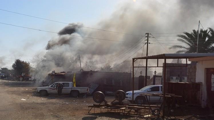 بغداد.. مقتل 9 وإصابة 33 بانفجار عبوة ناسفة في سوق شعبية