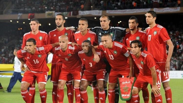 المغرب تواجه أوروغواي وديا في أغادير
