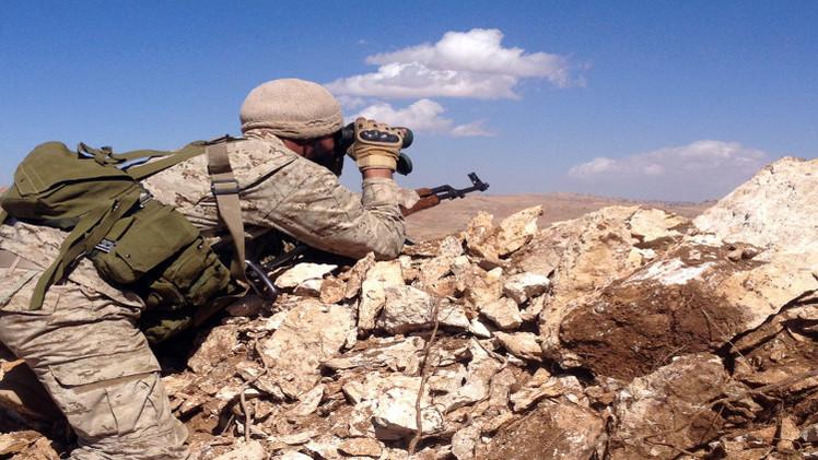 وكالة الأنباء اللبنانية: اشتباكات بين عناصر حزب الله ومسلحين في جرود بريتال على الحدود السورية