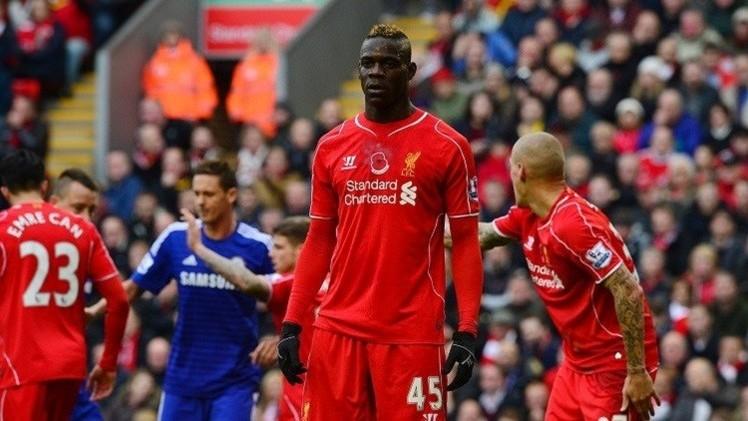 بالوتيلي سيعود لتشكلية ليفربول إذا التزم بالتدريبات