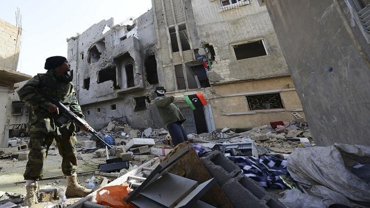 ليبيا.. اشتباكات في منطقة الليثي ببنغازي تخلف 16 قتيلا