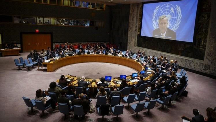 مجلس الأمن يدعو إلى توحيد الجهود الدولية لمحاربة تنظيم