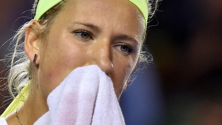 أزارينكو تسقط في بطولة أستراليا للتنس والشقيقتان ويليامز إلى ربع النهائي
