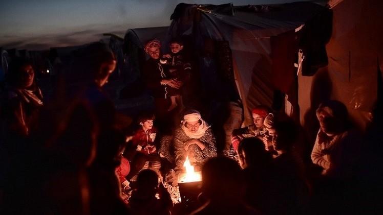 فتح مخيم جديد بتركيا لإيواء 35 ألف لاجئ سوري