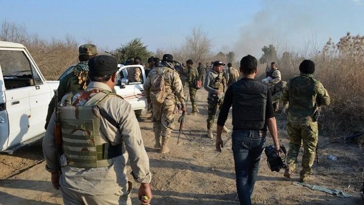 حصيلة تحرير ديالى: 58 قتيلا و248 جريحا من القوات العراقية والمتطوعين