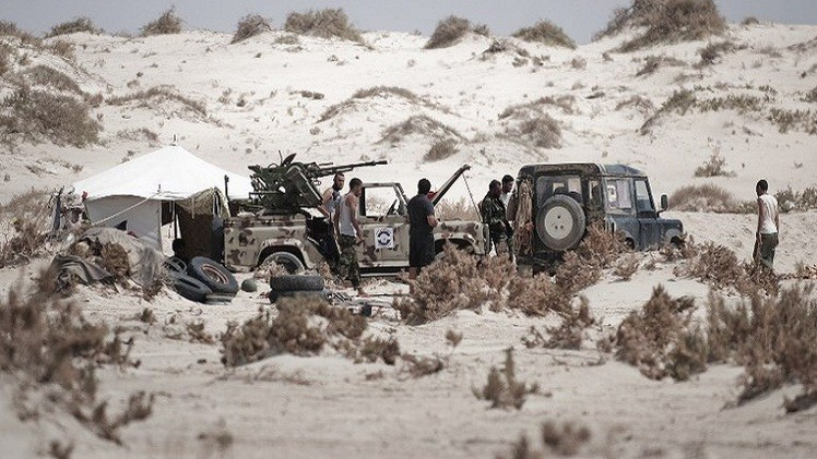 إطلاق سراح وكيل وزارة خارجية ليبيا بعد خطفه 24 ساعة