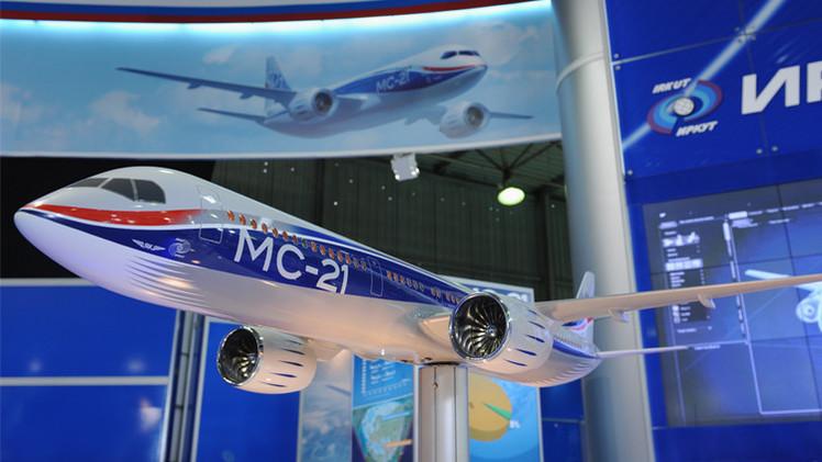 روسيا تخطط لبيع نحو ألف طائرة من طراز MS-21 في 20 عاما