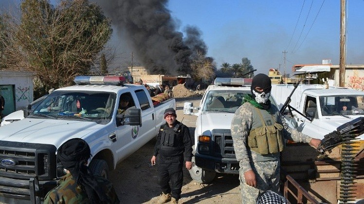 مراسلنا: مقتل 72 مسلحا من