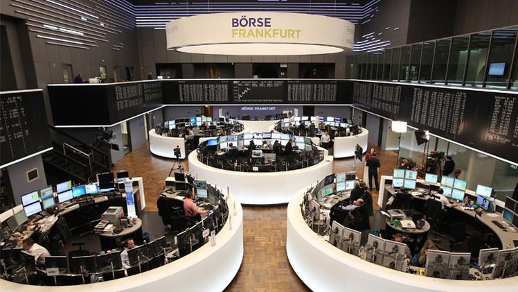 المؤشرات الأوروبية تنخفض بعد صدور بيانات أعمال الشركات