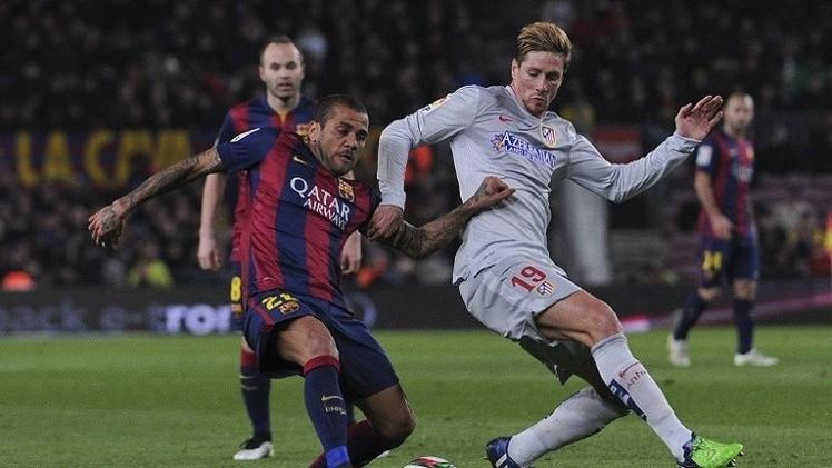 الفوز.. هدف برشلونة الأول ضد أتلتيكو في ملعب فيسنتي كالديرون