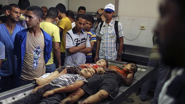 منظمة حقوقية إسرائيلية تتهم تل أبيب بارتكاب