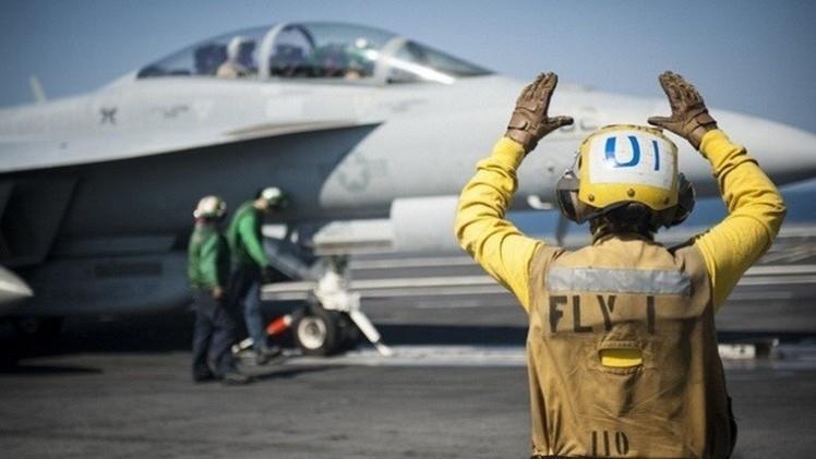 التحالف الدولي يشن 13 ضربة جوية قرب عين العرب