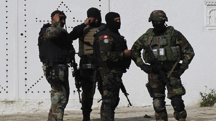 تفكيك خلية إرهابية في تونس