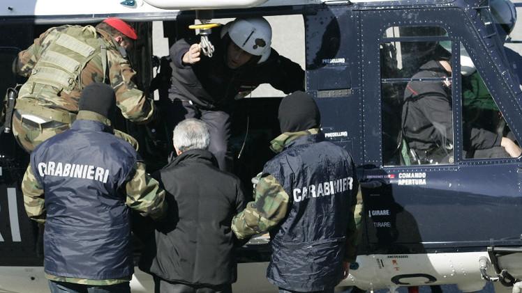 اعتقال أكثر من 160 شخصا في عملية أمنية واسعة تستهدف المافيا الإيطالية