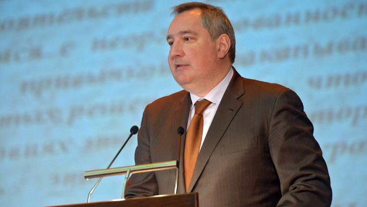 روغوزين: لن تكون هناك إعادة نظر في قرار انضمام القرم وسيفاستوبول إلى روسيا