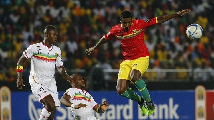 بالفيديو.. غينيا ومالي بانتظار القرعة لمعرفة المتأهل لربع نهائي كأس إفريقيا
