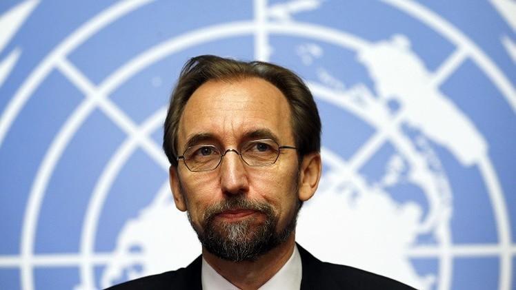 مفوض حقوق الإنسان ينتقد إسرائيل والفلسطينيين بشأن التحقيق في انتهاكات حرب غزة
