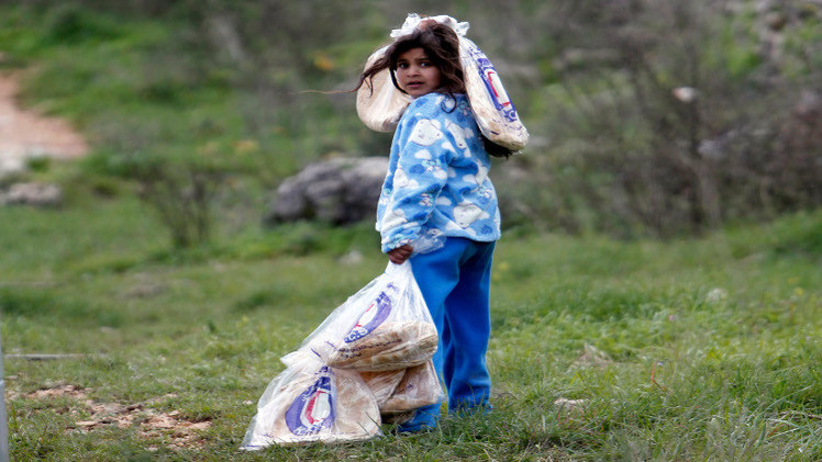 دمشق توافق على خطة المساعدات الإنسانية الدولية لـ2015