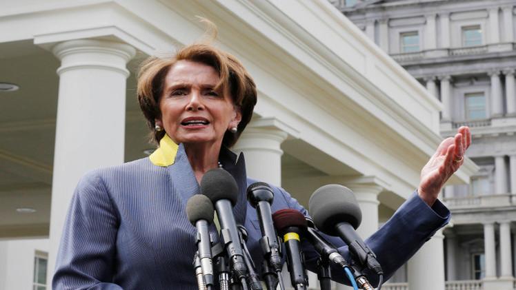 بيلوسي: خطاب نتنياهو في الكونغرس قد يضر بالمفاوضات مع ايران