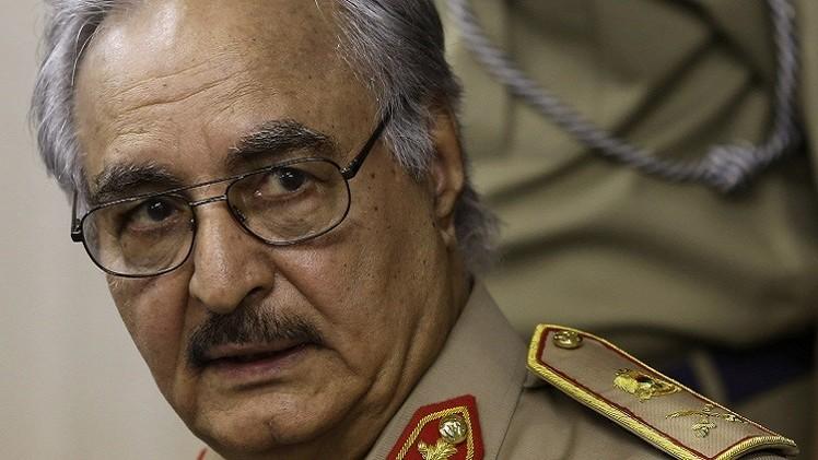 ليبيا.. حفتر مستعد للتسوية إذا كانت تؤدي إلى استتباب الأمن