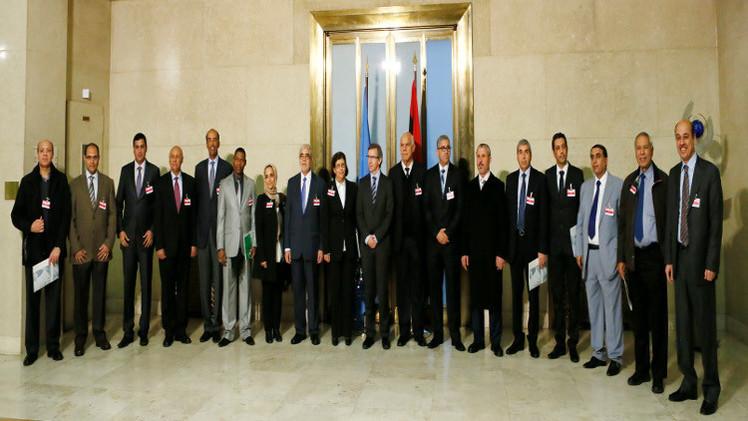 المشاركون في الحوار الليبي يتفقون على متابعته في ليبيا