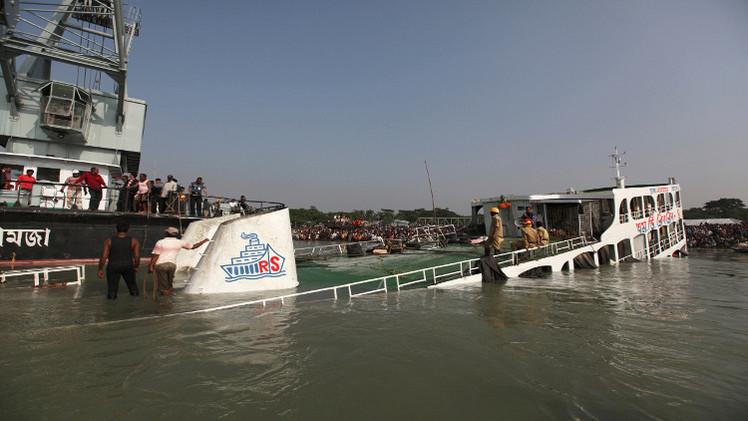 فقدان 40 مهاجرا غير شرعي بغرق مركب قرب بنغلادش