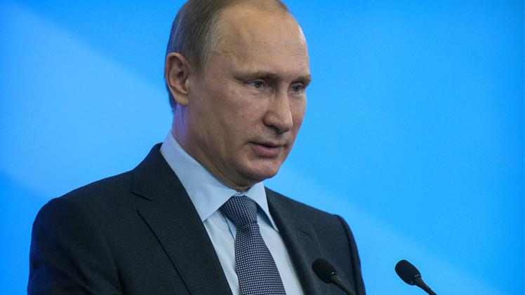 بوتين: روسيا منفتحة على الجميع للتعاون على أساس المساواة