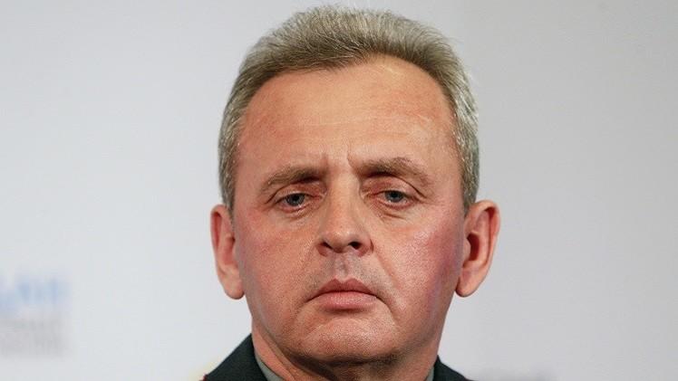 الجيش الأوكراني: لا نخوض معارك ضد قوات روسية نظامية