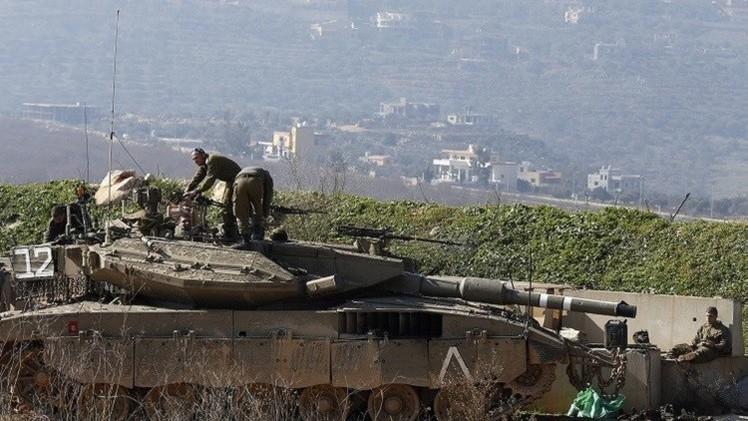 دوي انفجار قرب الحدود اللبنانية الإسرائيلية