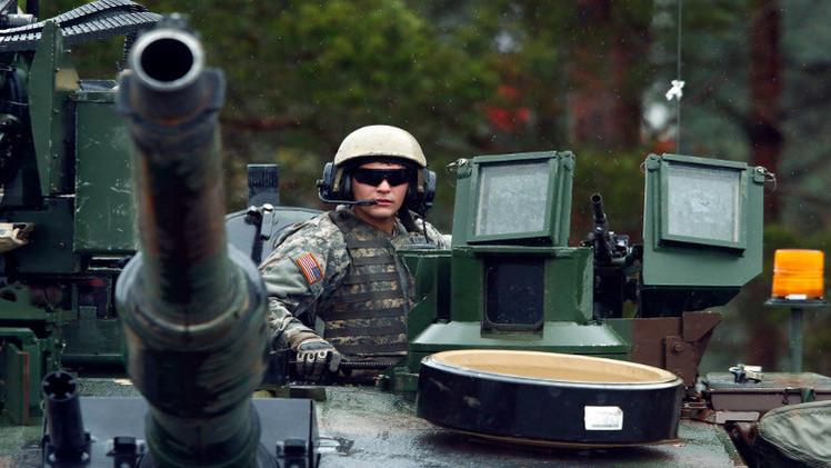 الولايات المتحدة تبدأ زيادة قواتها في أوروبا في مارس/آذار