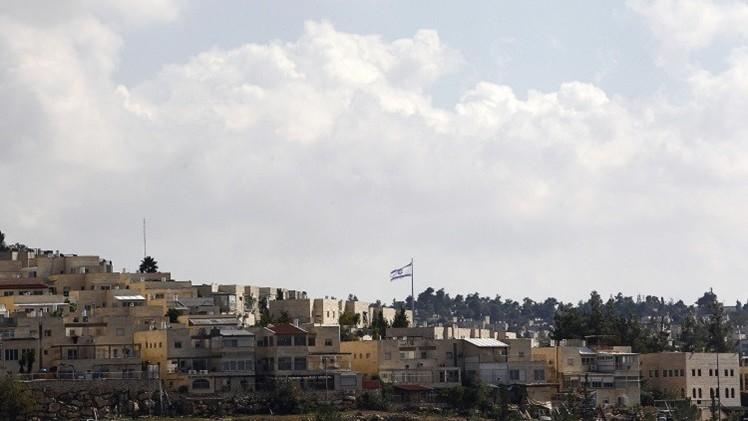 قلق غربي من مخططات استيطانية إسرائيلية