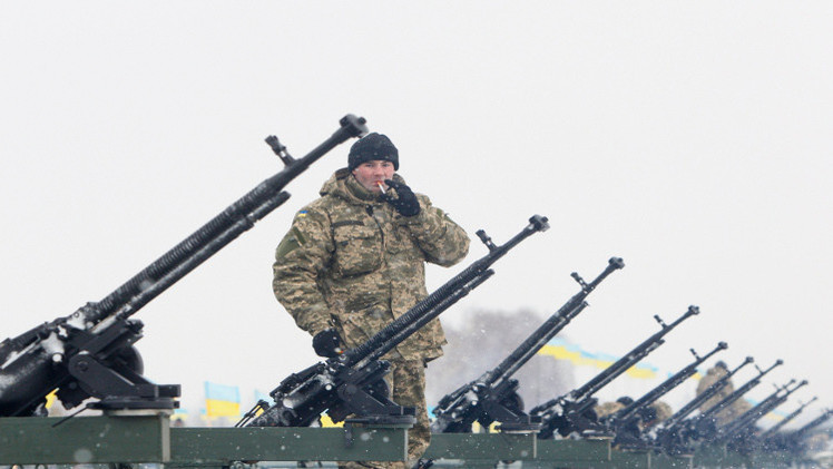 مقتل 12 مدنيا في قصف مدينة دونيتسك