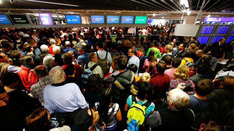 خطة أوروبا لمكافحة الإرهاب تشمل فحص طلب المسافرين لـ