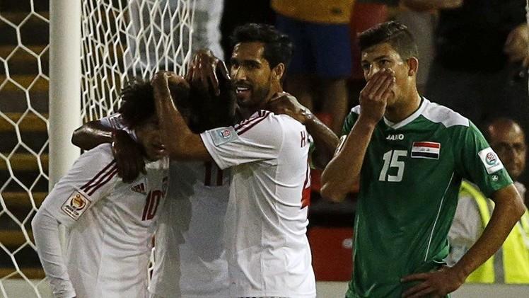 بالفيديو والصور .. الإمارت تفوز ببرونزية كأس آسيا على حساب العراق