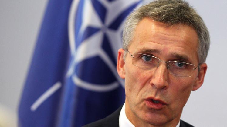 ستولتنبرغ: لا نعتبر ممثلي دونيتسك ولوغانسك إرهابيين وندعو موسكو إلى وقف دعمهم