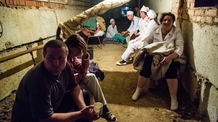 موسكو: كييف تشدد حصارها على شرق أوكرانيا
