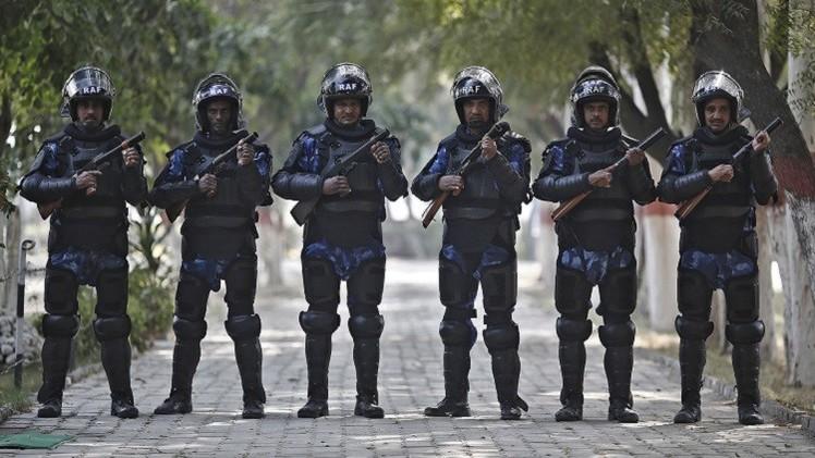 الشرطة الهندية تنقذ مئات الأطفال من قبضة تجار الرقيق