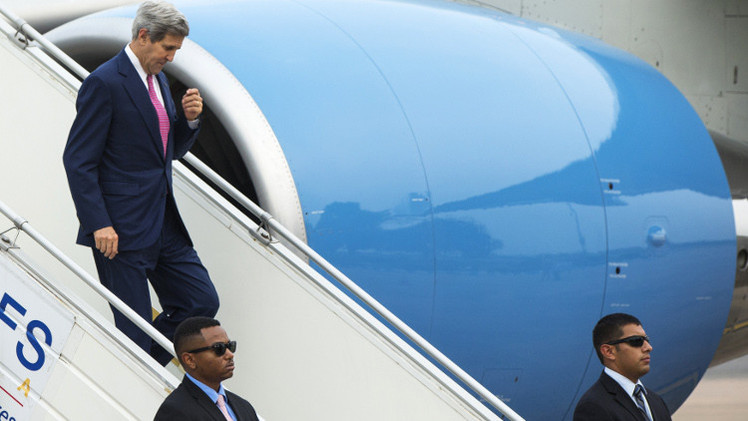 واشنطن: كيري يلتقي لافروف في ميونيخ مطلع فبراير