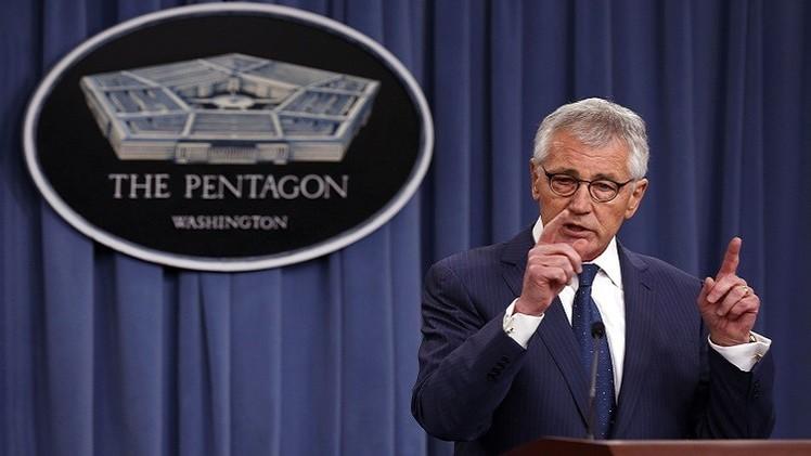 البنتاغون: قد تضطر الولايات المتحدة لإرسال قوات برية إلى العراق