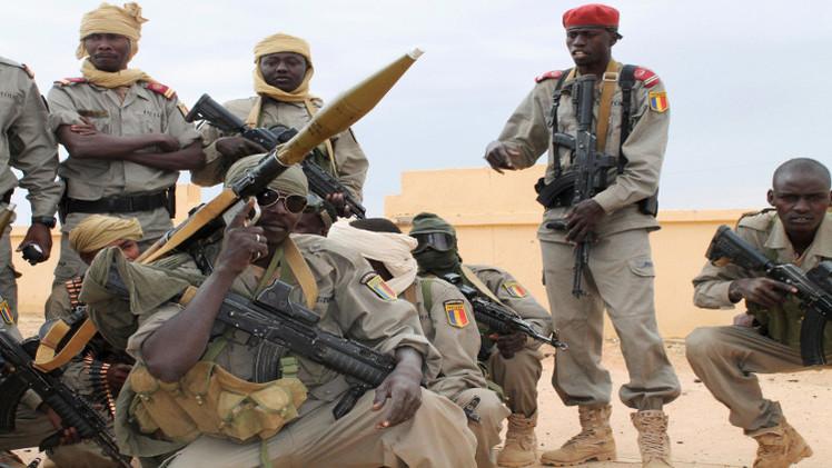 الجيش التشادي يقضي على أكثر من 100 مسلح من