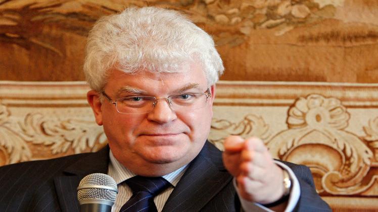 تشيجوف: لو أرادت كييف لحلت الأزمة الأوكرانية خلال شهر
