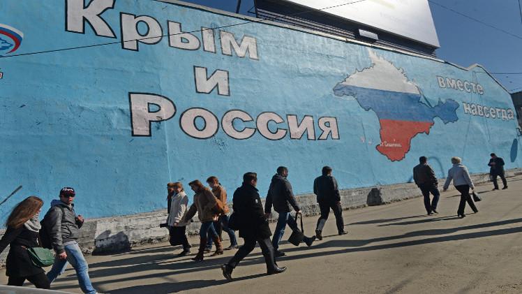 تشيجوف: أوروبا ستلغي العقوبات وتعترف بانضمام القرم إلى روسيا