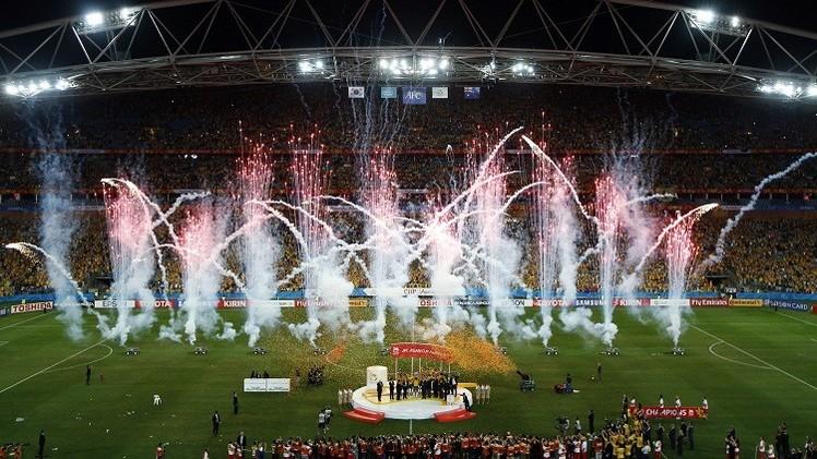 أستراليا تتوج بلقب بطلة آسيا لأول مرة في التاريخ