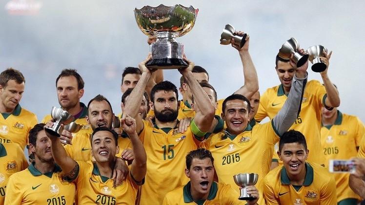 بالفيديو .. أستراليا بطلة آسيا لأول مرة في التاريخ