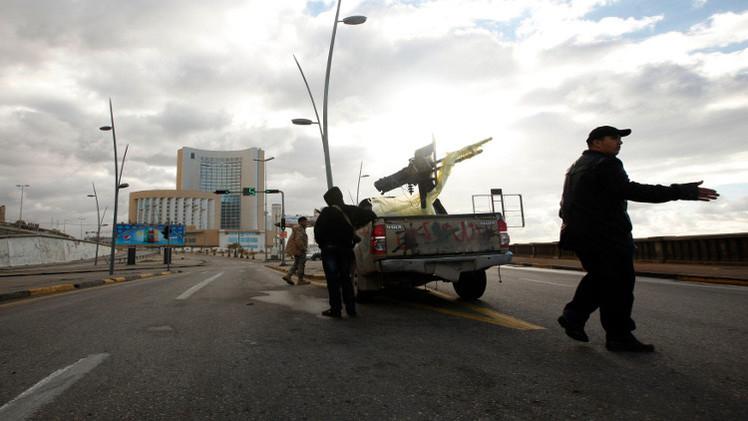 بريطانيا تدعو مواطنيها للامتناع عن السفر الى ليبيا