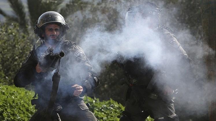 مقتل فلسطيني بنيران القوات الإسرائيلية جنوب نابلس